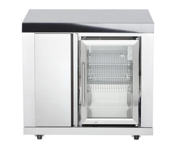 Modul 6 | Schrank mit Einzelkühlschrank