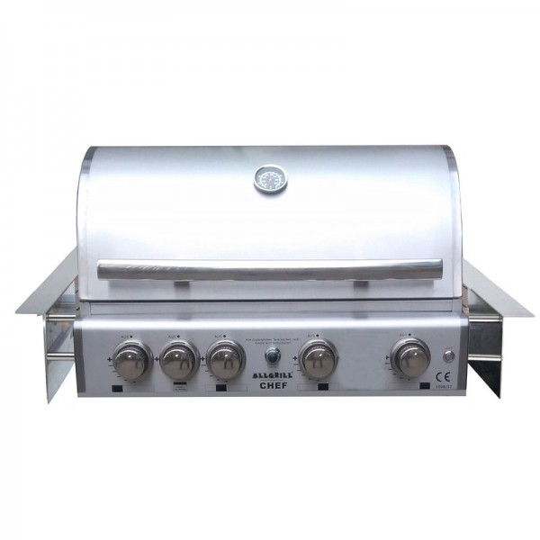 Top-Line Allgrill - Built in - CHEF Mod. 18