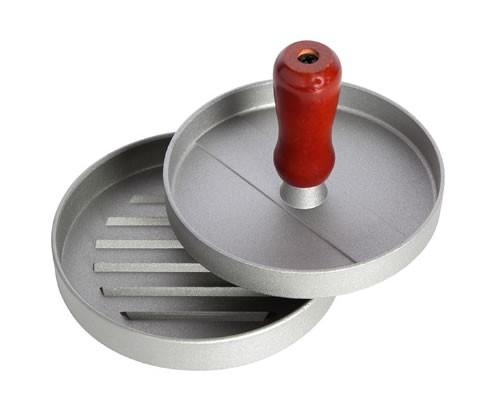 Burger-Presse Aluminium 1-fach