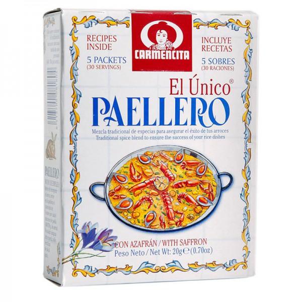 Paella - Gewürzmischung