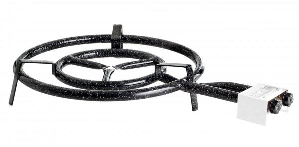 2-Ring-Gasbrenner Ø 50 cm - 13,5 kW