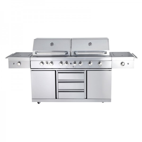 Top-Line - Allgrill EXTREM Light - Volledelstahl Outdoorküche