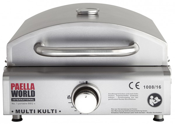 MULTI-KULTI ® - Set 4 - mit Zündsicherung