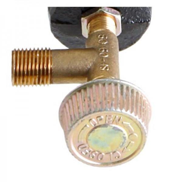 Basic-Ventil für Hockerkocher 3030/4040