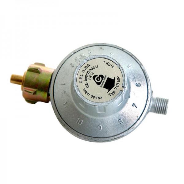 11-Stufen Gasdruckregler