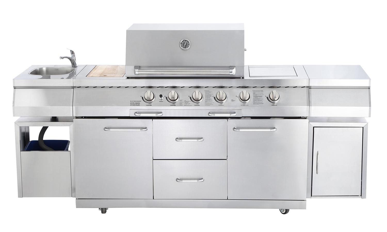 top line allgrill au enk che professional allgrills paella grill. Black Bedroom Furniture Sets. Home Design Ideas
