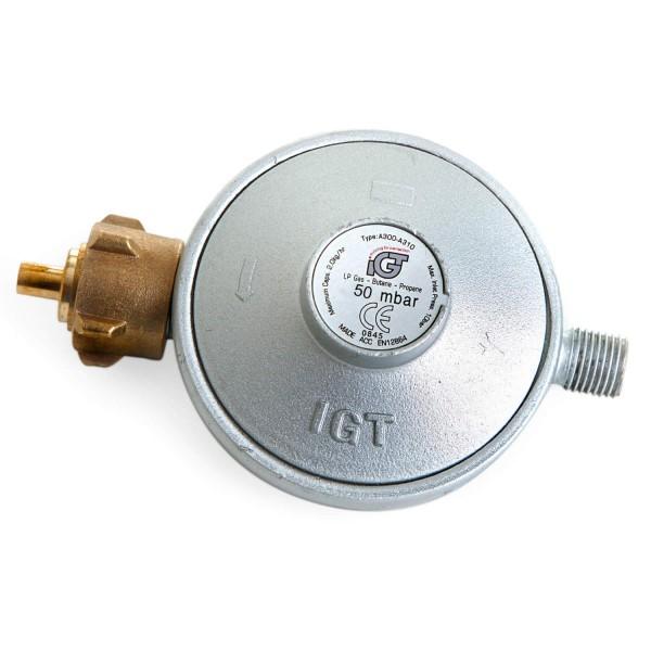 Gasdruckminderer 50 mbar