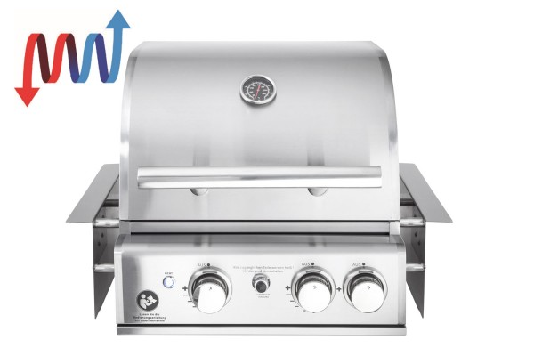 Top-Line Allgrill - Built in - CHEF S